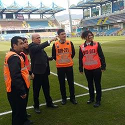 Stadyum Güvenlik Hizmetleri