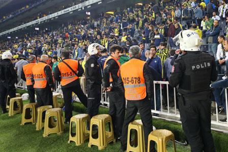 stadyum güvenliği