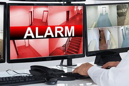 alarm izleme sitemi